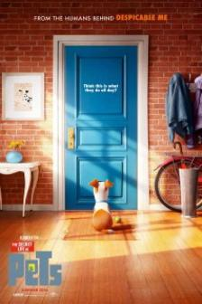The Secret Life Of Pets - เรื่องลับแก๊งขนฟู