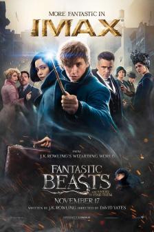 Fantastic Beasts - สัตว์มหัศจรรย์และถิ่นที่อยู่
