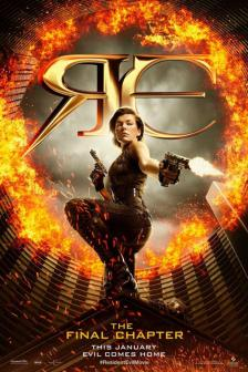Resident Evil: The Final Chapter - อวสานผีชีวะ