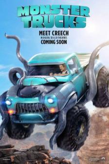 Monster Trucks - บิ๊กฟุตตะลุยเต็มสปีด