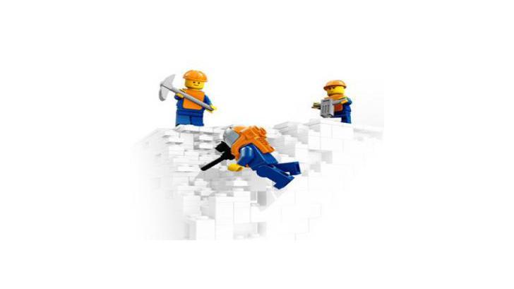 ตัวต่อ Lego กลายมาเป็นเกมส์ออนไลน์