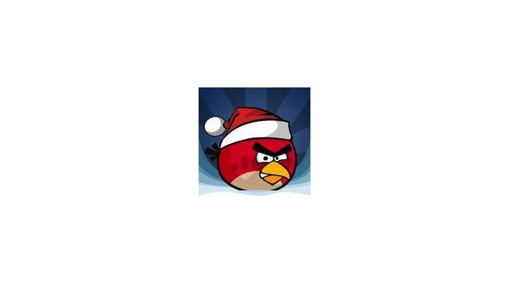 เกมส์ Angry Birds เกมส์ต้อนรับ วันคริสต์มาส