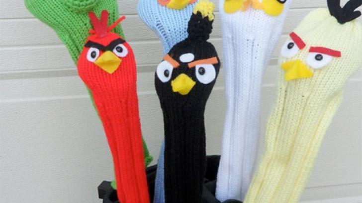 รวบรวม สินค้าของ เจ้านก Angry Birds