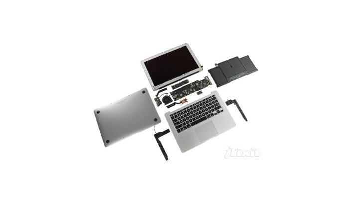 แกะเครื่องดู!! MacBook Air รุ่นใหม่ ต้นตอความแรง !!!