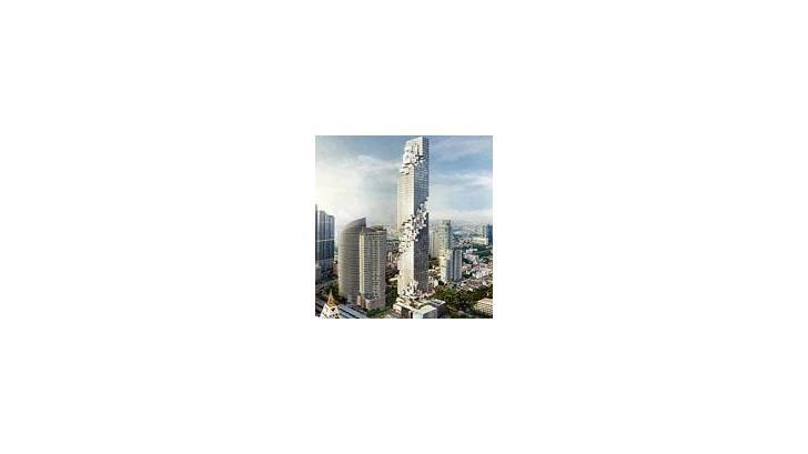Maha Nakhon Tower ตึกที่สูงที่สุดในประเทศไทย