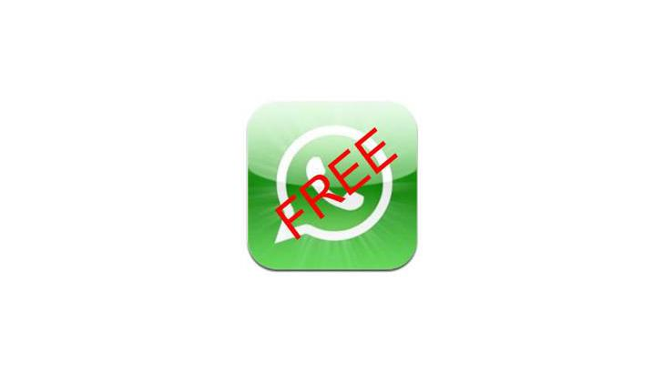 WhatsApp สำหรับ iPhone ขณะนี้โหลดฟรีแล้ว!