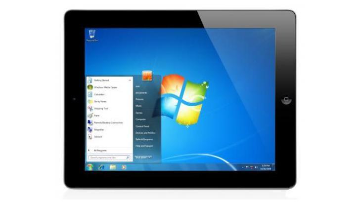 มาใช้งาน Windows 7 บน iPad กันเถอะ !!