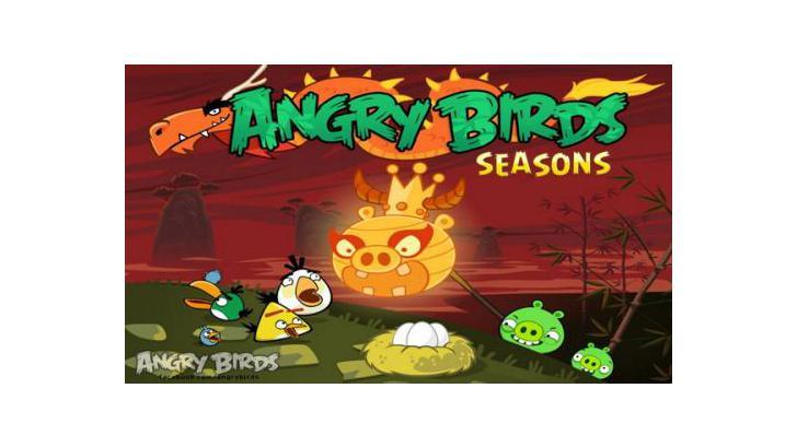 Angry Birds Seasons ตอนใหม่ ฉลองตรุษจีน