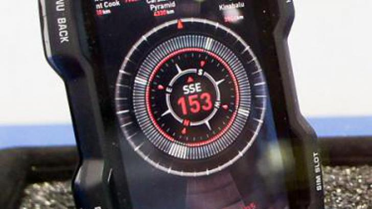 G-Shock Phone นาฬิกาข้อมือสมาร์ทโฟน