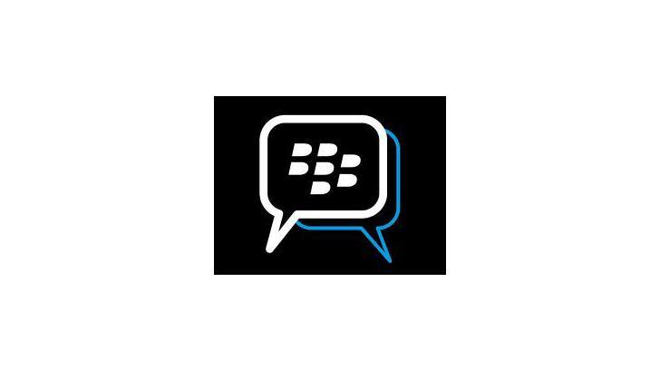BBM โปรแกรมแชท สุดฮิตจาก BlackBerry เตรียมลง iOS และ Android