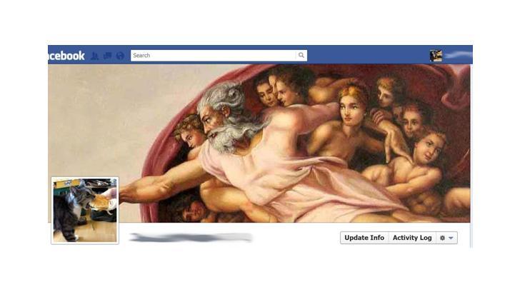 มาดูรูป หน้าภาพปกของ Facebook Timeline เก๋ๆ แปลกใหม่ไม่ซ้ำใคร (คิดไปได้เนอะ) !