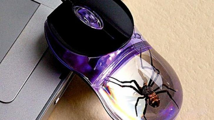ต้อนรับ Spiderman ด้วยเมาส์แมงมุม