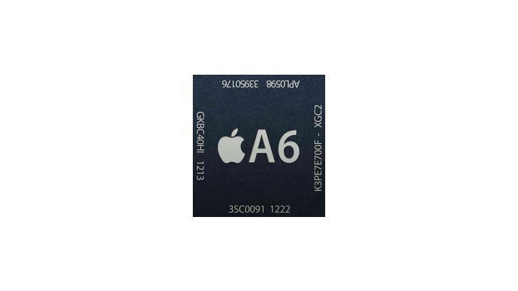 มาดูกันว่าชิพ A6 ใน iPhone 5 แรงกว่าชิพ A5 ใน iPhone 4S สักแค่ไหน