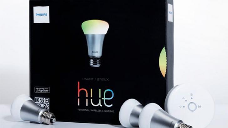 Philips วางจำหน่าย Hue หลอดไฟอัจฉริยะ ควบคุมสีและความสว่างได้ผ่าน iPhone