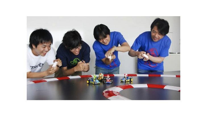 เกมดัง Mario Kart กลายเป็นเกมแข่ง รถวิทยุบังคับ แล้ว