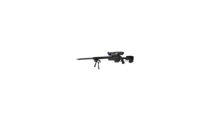 ปืนไรเฟิล รุ่นใหม่ ใช้ Linux ลีนุกส์ ล็อคเป้าและสั่งยิงอัตโนมัติอย่างแม่นยำ