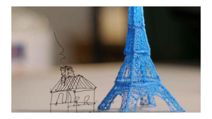 เหนือชั้น ! ปากกา 3 มิติ ที่จะทำให้คุณ วาดรูป ได้อย่างเหมือนจริง !