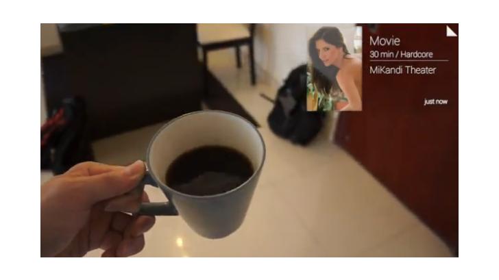 เล็งใช้ Google Glass ถ่ายหนังโป๊