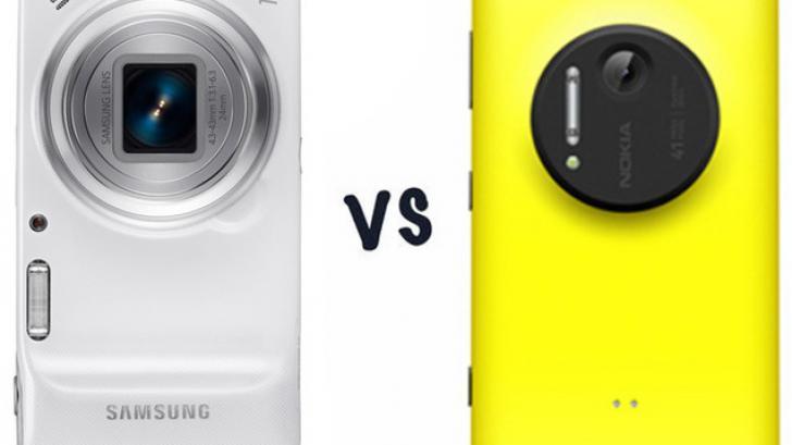 ศึกมือถือกล้องเทพ Nokia Lumia 1020 ปะทะ Galaxy S4 Zoom ใครจะอยู่ใครจะไป