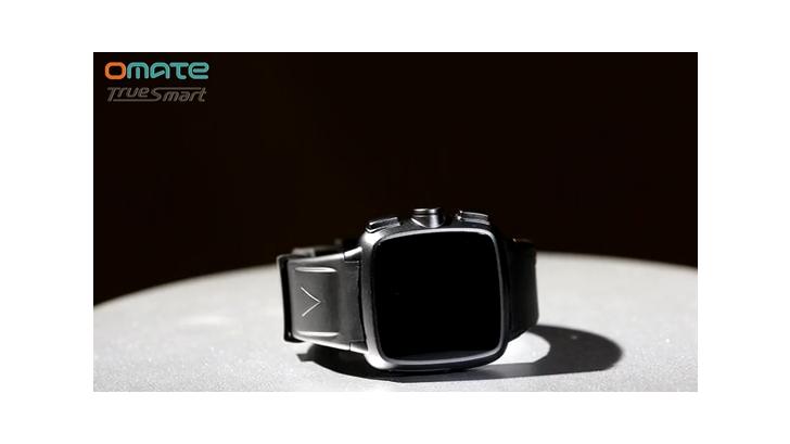 Omate TrueSmart Watch นาฬิกาข้อมืออัจฉริยะ สุดไฮเทค