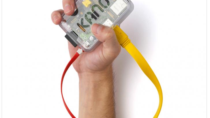 Kano Kit ชุดคอมพิวเตอร์ DIY ที่ใครก็ประกอบเองได้