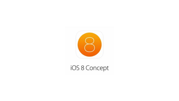iOS 8 [Concept] สำหรับ iPad โชว์การทำงาน 2 แอปฯ พร้อมกันในหน้าจอเดียว