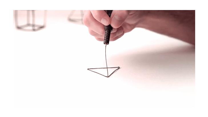 ปากกาวาดแบบ 3 มิติ LIX 3D ให้คุณสร้างสรรค์ผลงานได้ดั่งใจ
