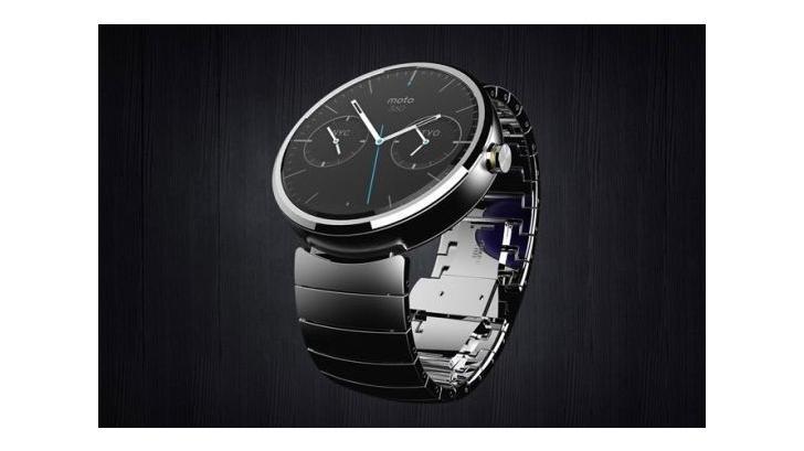หลุด ราคา Smartwatch Moto 360 นาฬิกาข้อมืออัจฉริยะสุดหรู