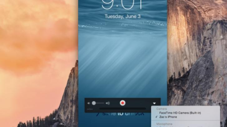 iOS 8 สามารถบันทึกหน้าจอ iPhone หรือ iPad เป็นวิดีโอได้แล้ว !