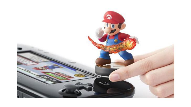 Amiibo ของเล่นใหม่จาก Nintendo Wii U