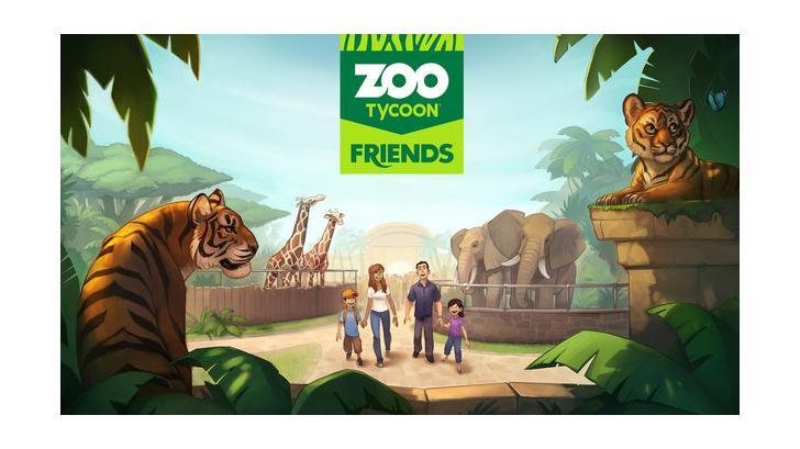 สวนสัตว์สาขาใหม่ เตรียมเปิดลงใน Windows Phone 8 แล้ว กับเกมส์ Zoo Tycoon Friends