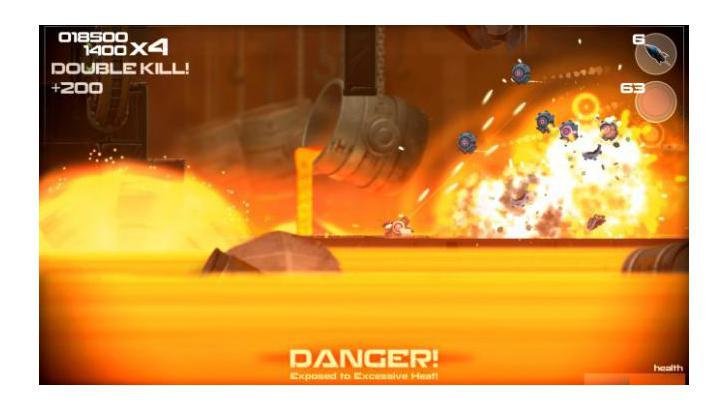 Rive เกมส์หุ่นยนต์จิ๋วประจัญบาน 2D เตรียมจ่อคิวมาให้เล่นกันต้นปี 2015 นี้