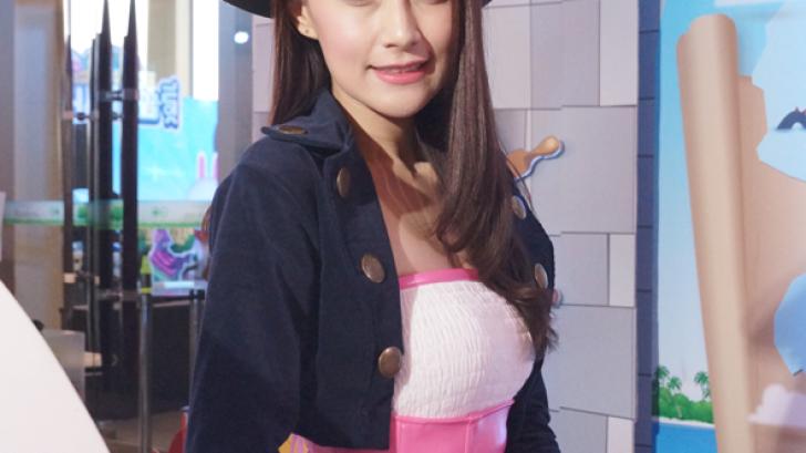 ไทยแลนด์เกมส์โชว์ Thailand Game Show Big Festival 2014