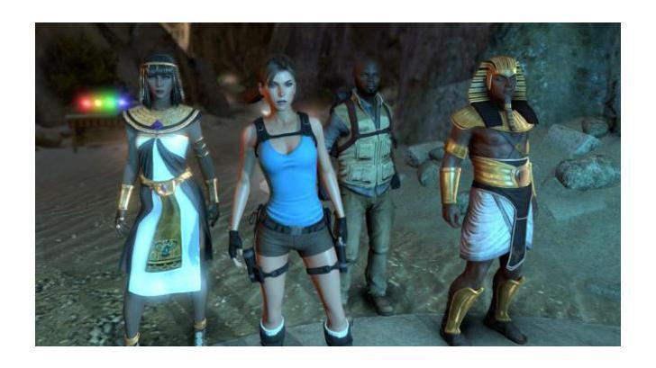 ชม Gameplay สำหรับเกมส์นักล่าสมบัติสาวล่าสุด Lara Croft and the Temple of Osiris