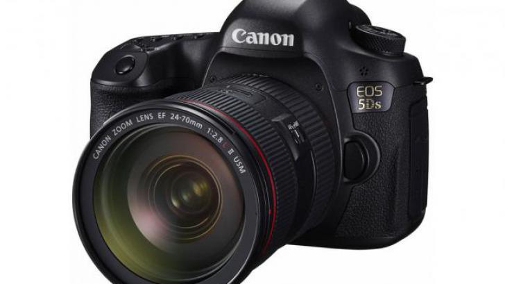 Canon เปิดตัว EOS 5Ds กล้อง DSLR ความละเอียดสูงถึง 50 ล้านพิกเซล