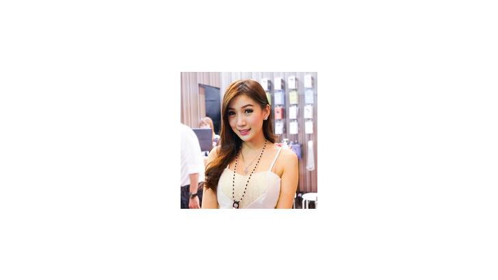 รวมรูป พริตติ้สาว Thailand Mobile Expo 2015 สุด Sexy