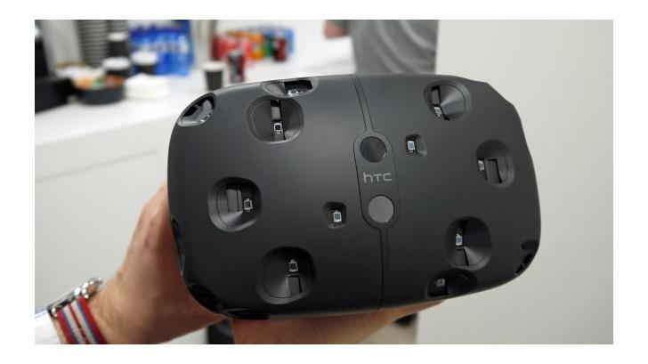 HTC Vive แว่นเสมือนจริงตัวใหม่จาก HTC