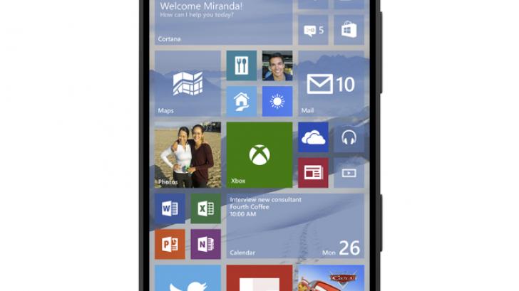 Microsoft เผย Windows 10 สามารถติดตั้งบนสมาร์ทโฟน Android ได้ด้วย !