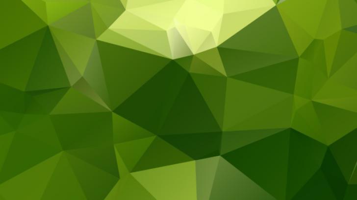 แจกวอลเปเปอร์แนว Polygon สำหรับผู้ใช้ iPhone
