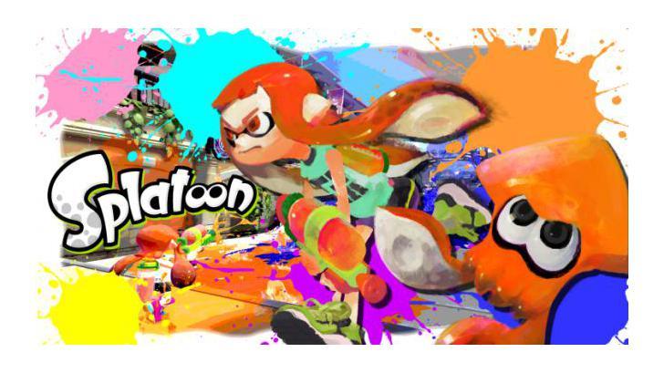 Nintendo โชว์ Gameplay เกมส์สนามรบสีสันสดใส Splatoon
