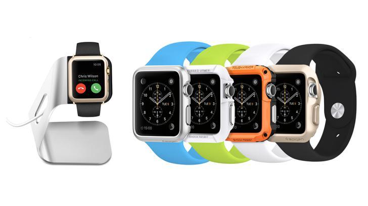 เดี๋ยวนี้แม้แต่นาฬิกายังต้องใส่เคส ลองชมเคส Apple Watch จาก Spigen