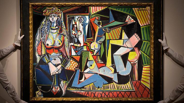 ภาพวาดของปิกัสโซ ขึ้นแท่นภาพวาดที่แพงที่สุดในโลก