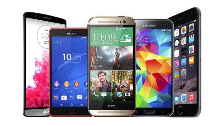 อันดับความยอดนิยม มือถือสมาร์ทโฟนแต่ละรุ่นในปัจจุบัน
