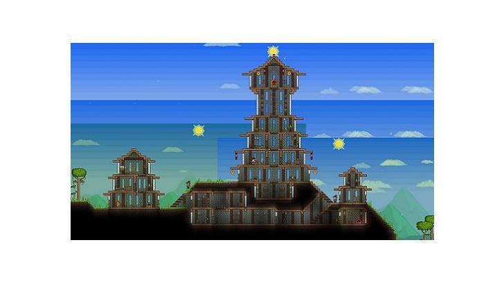 เกมส์ Terraria จะเปิดให้เล่นแล้วบนเครื่อง Wii U และ 3DS