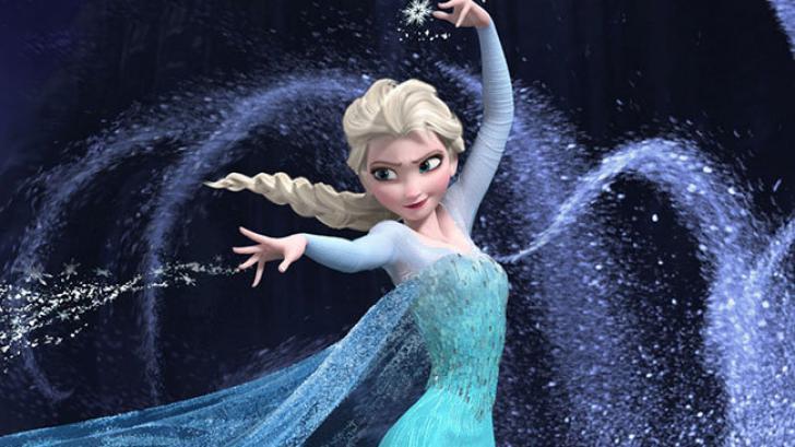 มาเสกน้ำแข็งแบบเจ้าหญิงเอลซ่ากันเถอะ