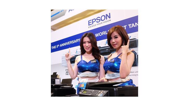 Epson เปิดตัว L-series 6 รุ่นใหม่ ตอกย้ำเจ้าบังลังก์ Printer แท็งค์แท้