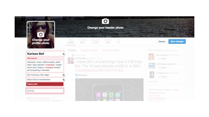 Twitter จัดการเปลี่ยนภาพพื้นหลังของผู้ใช้งานเป็นสีขาวทั้งหมด