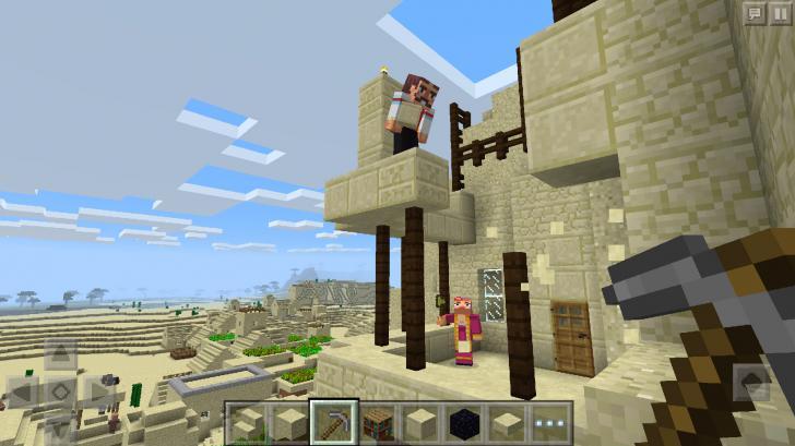 เล่น Minecraft กับเพื่อนระหว่าง Windows 10 และเวอร์ชั่นมือถือแบบ Cross-play ได้แล้ววันนี้