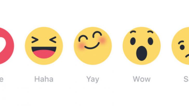 ปุ่ม Dislike หลบไป Facebook เพิ่มปุ่ม Reactionsเข้ามาแทน