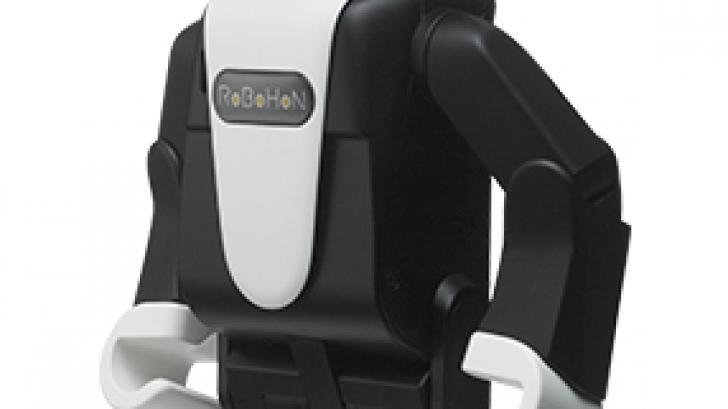 RoBoHon หุ่นยนต์โทรศัพท์รุ่นใหม่จาก Sharp ดูเหมือนของเล่น แต่เราคิดว่ามันเจ๋งมากเลยนะ